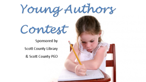 young authors contest image