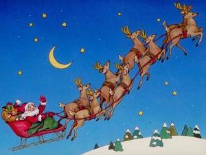 Santa-In-Sleigh-600x450