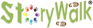 sclib storywalk logo