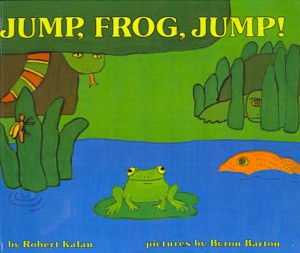 jump frog book cover